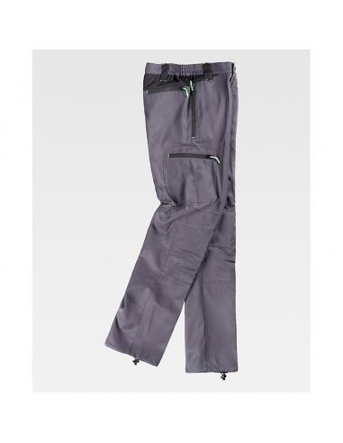 Pantalón Combinado Sport