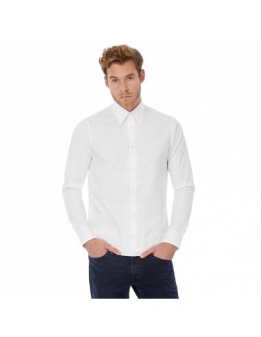 Camisa Stretch M/L Hombre London