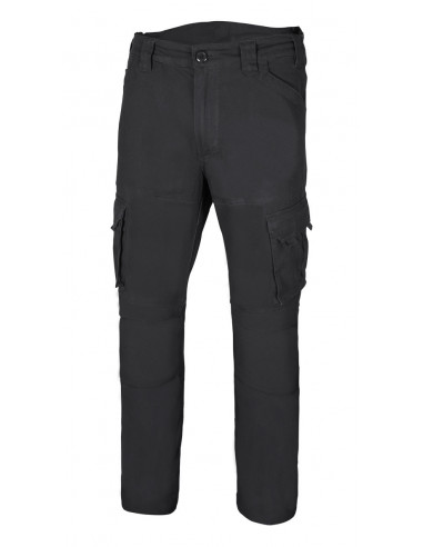 Pantalón Algodón Stretch Multibolsillos