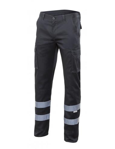 Pantalón Stretch Alta Visibilidad