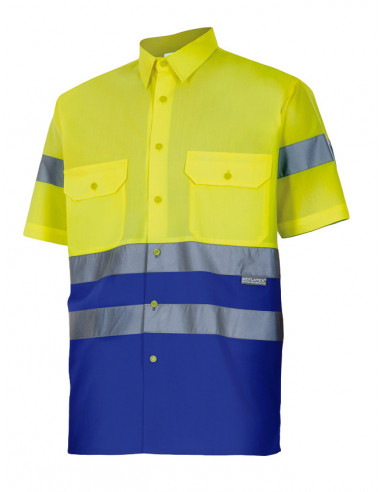 Camisa Bicolor Alta Visibilidad