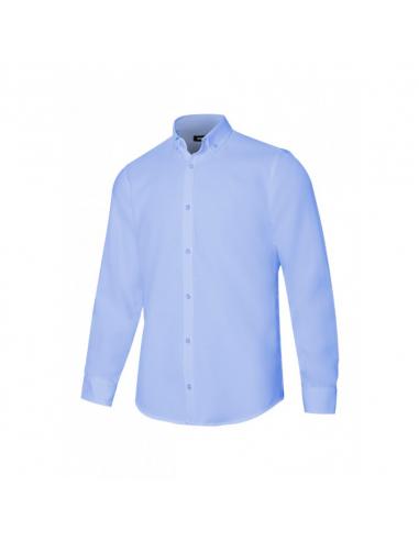 Camisa Stretch Oxford M/L Hombre