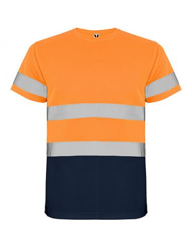 Camiseta Flúor Delta