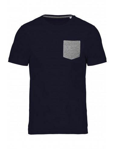 Camiseta Bolsillo Hombre